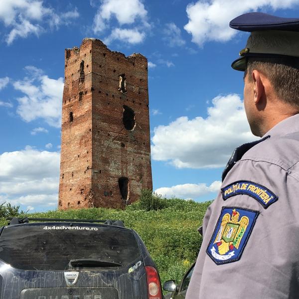 Expediţia România pe contur