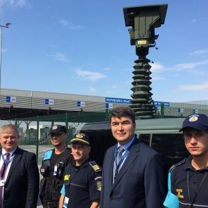 Poliția de Frontieră Română, participant activ