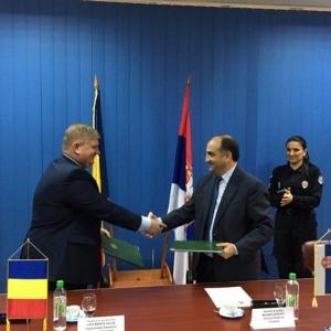 Punctul Comun de Contact româno-sârb de la Porţile de Fier I   a devenit operaţional