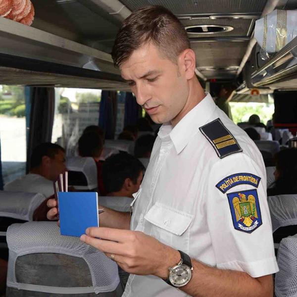 Măsuri de fluidizare a traficului la frontiera cu Republica Moldova