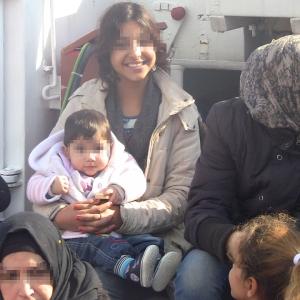 27 de copii și 52 de adulți, salvați de poliţiştii de frontieră români în operațiunea FRONTEX - POSEIDON SEA
