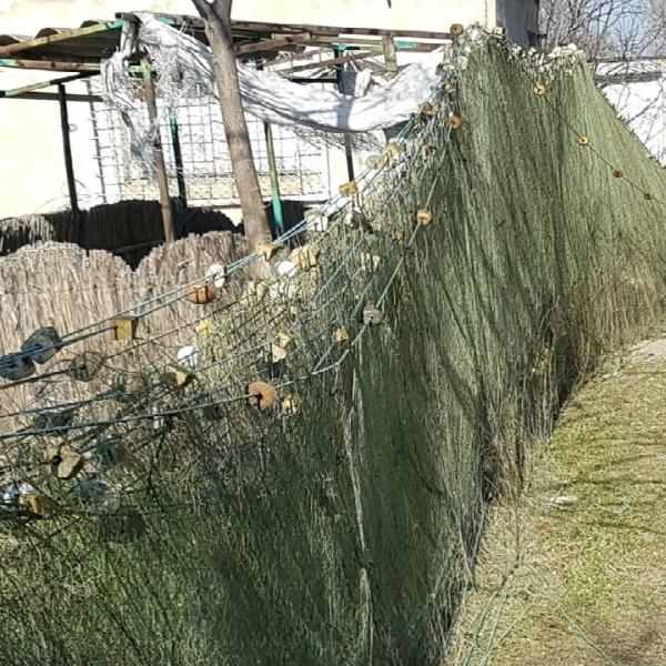 Peste 500 m plase tip setcă, confiscate de poliţiştii de frontieră tulceni