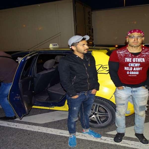 Trei cetățeni străini care au încercat să intre ilegal în țară, depistați de polițiștii de frontieră doljeni