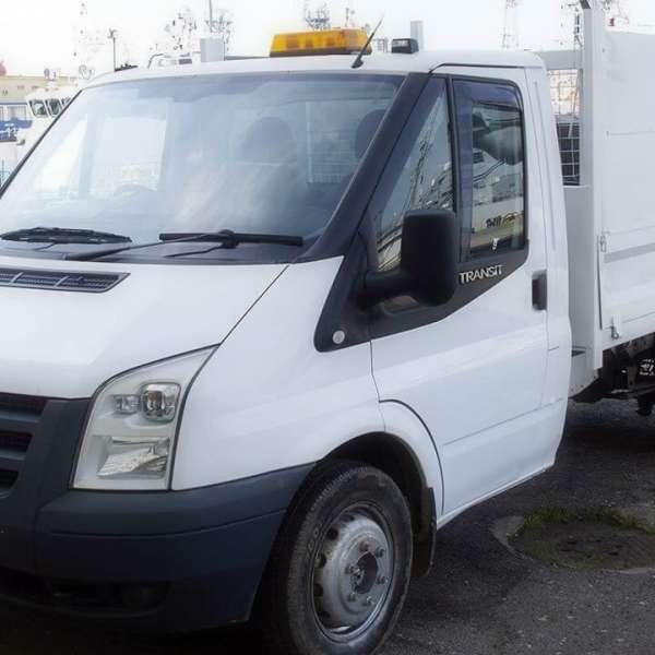 Autovehicul căutat în Anglia, descoperit în municipiul Constanţa