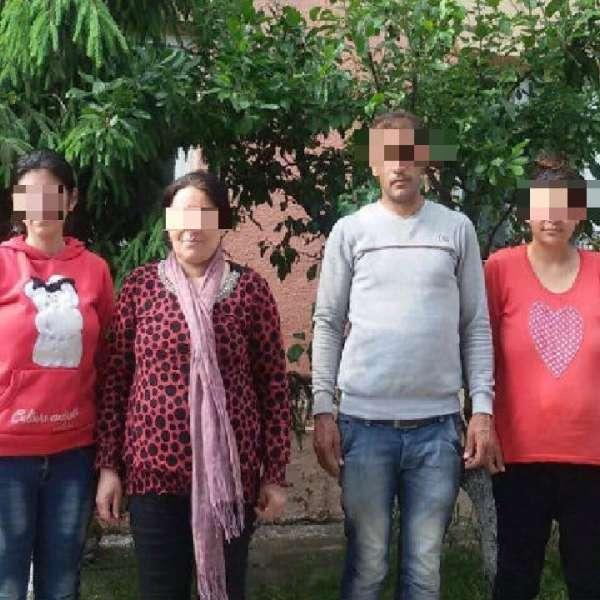 Şase cetățeni din Siria, depistaţi de poliţiştii de frontieră de la Valea lui Mihai în timp ce încercau să iasă ilegal din țară