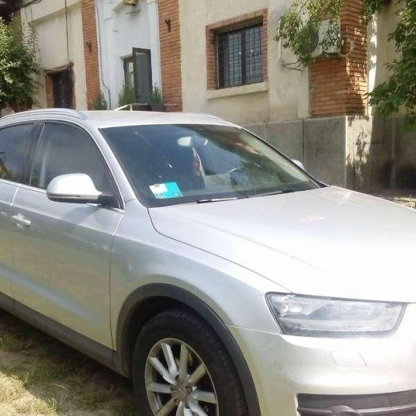 Audi Q3 furat din Belgia, depistat la P.T.F. Albiţa