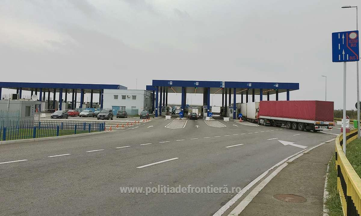 Trafic restricționat temporar pe Podul Calafat-Vidin