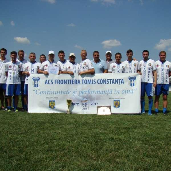 Echipa de oină Frontiera Tomis Constanța se întoarce învingătoare de la competițiile desfășurate la Iași