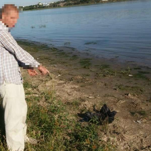 Un cetăţean ucrainean a trecut înot fluviul Dunărea