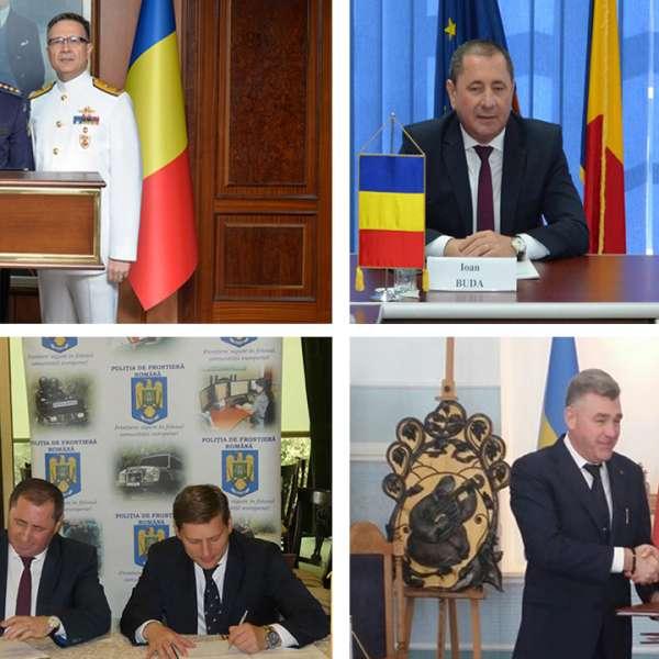 Întărirea relaţiilor de cooperare cu autorităţile de frontiera ale statelor vecine, obiectiv prioritar al conducerii Poliţiei de Frontieră Române