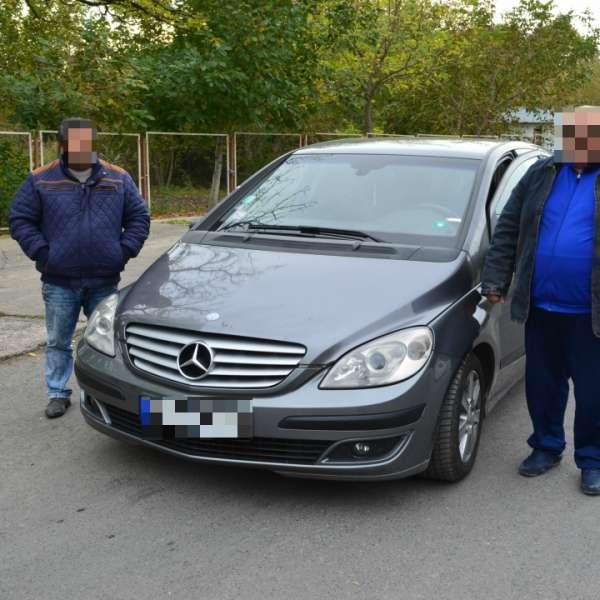 Doi cetățeni bulgari, arestaţi preventiv pentru săvârşirea infracţiunii de trafic de migranţi