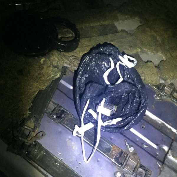 Ţigări de contrabandă descoperite la frontieră