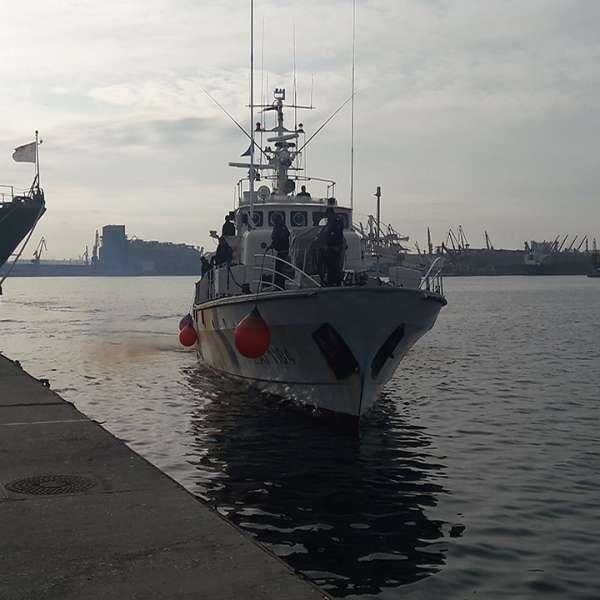 Misiune internaţională încheiată cu succes: Echipajul navei MAI 1104, care a supravegheat frontierele Europei din Marea Egee, s-a întors acasă