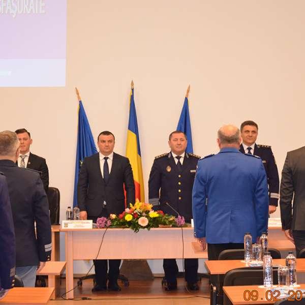 Analiza activităţilor desfăşurate de către Inspectoratul Teritorial al Poliţiei de Frontieră Timișoara în anul 2017