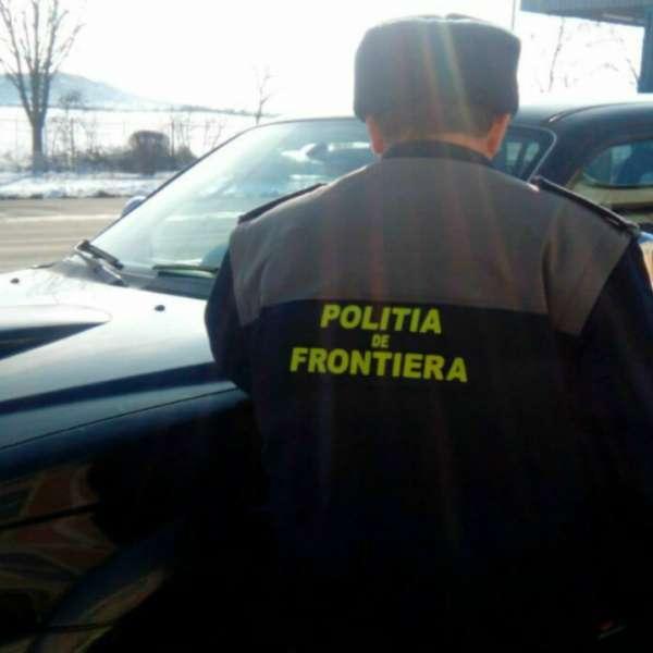Infracţiune la regimul circulaţiei, descoperită în P.T.F. Albița