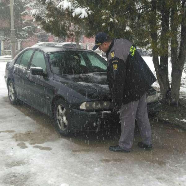Autoturism căutat de autorităţile austriece, indisponibilizat de poliţiştii de frontieră mehedinţeni