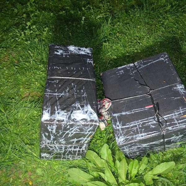 Aproximativ 6.400 pachete țigări confiscate la frontiera de nord