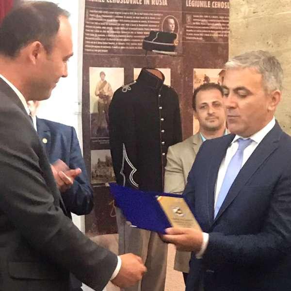 """Cursanţi ai Academiei de Poliţie """"Al. I. Cuza"""", în vizită la I.T.P.F. Giurgiu"""