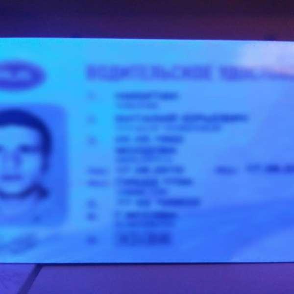 1.400 de dolari preţul unui permis de conducere fals