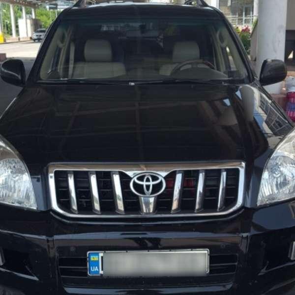 Autoturism marca Toyota Land Cruiser căutat de autoritățile dinSpania, descoperit la P.T.F. Galaţi
