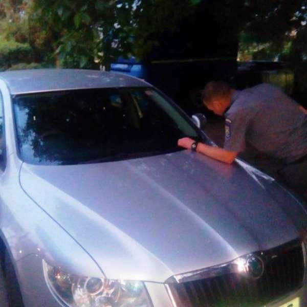 Autoturism căutat de trei zile de autoritățile din Marea Britanie, depistat în Albița