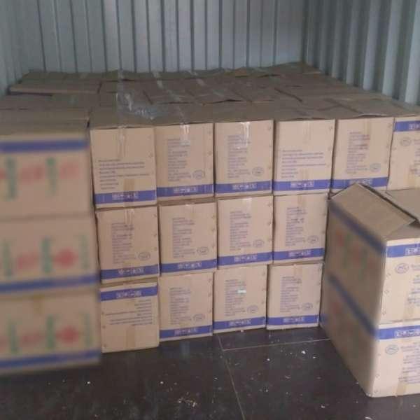 Sticle cu băuturi răcoritoare, susceptibile a fi contrafăcute, confiscate în Portul Constanţa Sud Agigea