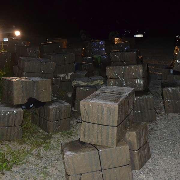 Țigări în valoare de aproximativ 850.000 lei, confiscate
