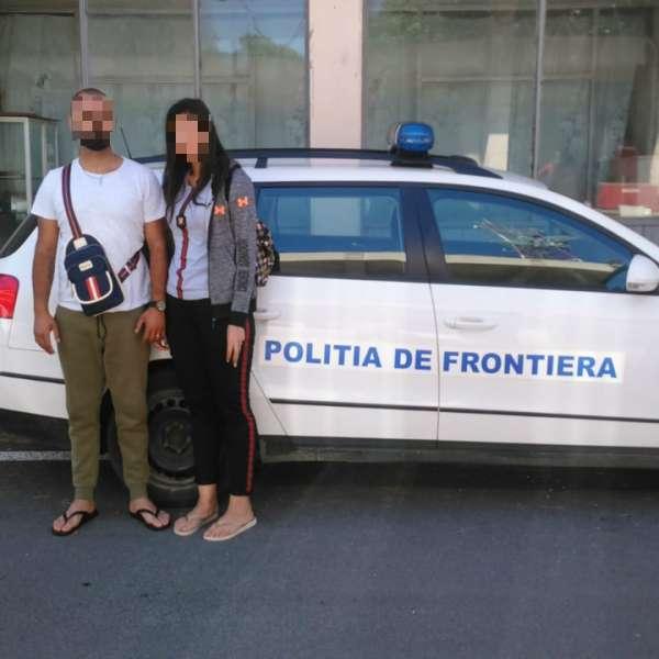 Doi cetățeni libanezi, opriți la frontiera cu Bulgaria