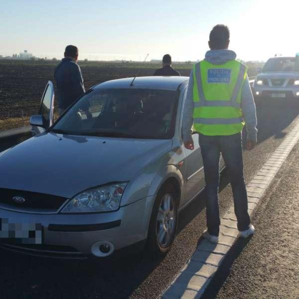 Un cetățean bulgar, arestat preventiv pentru săvârşirea infracţiunii de trafic de migranţi