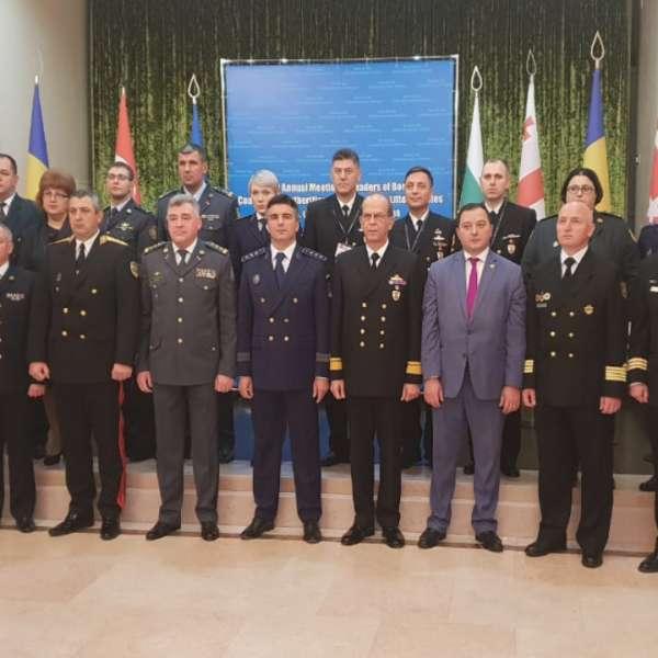 Poliţia de Frontieră Română a predat Ucrainei preşedinţia Forumului de Cooperare la Marea Neagră
