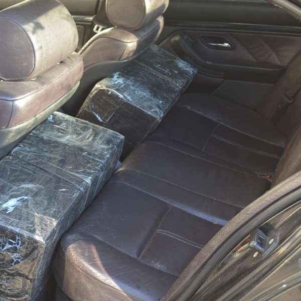 Aproximativ 15.000 pachete cu țigări, confiscate la frontiera de nord