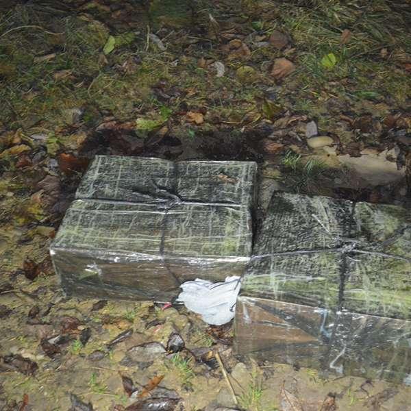 Doi contrabandişti ucraineni reţinuţi şi peste 18.000 de pachete cu țigări de contrabandă descoperite la frontieră