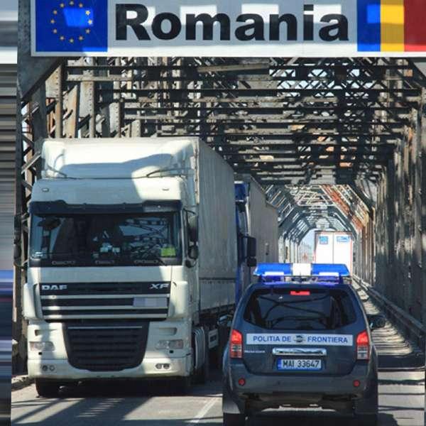 Tentativă de trecere ilegală cu document fals, la P.T.F. Giurgiu