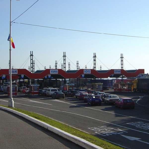 Urmărit internațional, depistat la PTF Borș
