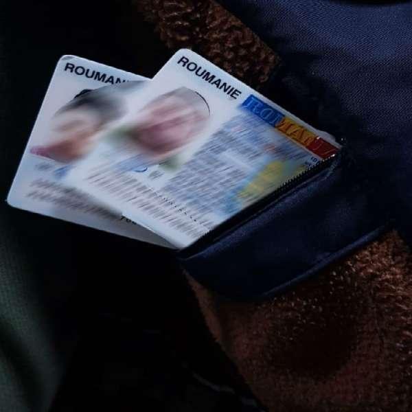 Cărţi de identitate false, descoperite la controlul de frontieră