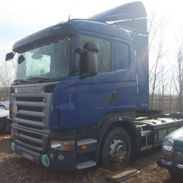 Autocamion furat din Polonia,descoperit de polițiștii de frontieră în timpul unei acțiuni specifice