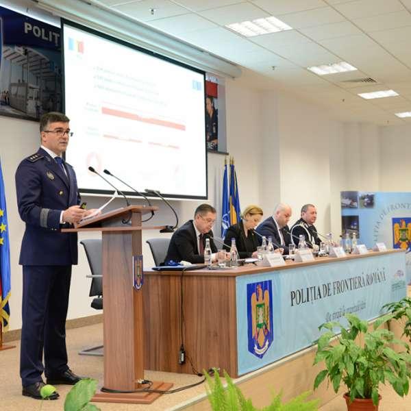 Evaluarea activităţii Poliţiei de Frontieră Române desfășurate în anul 2018