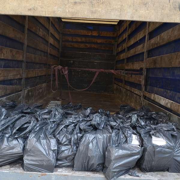 Confiscări de peste 220.000 lei, într-o acţiune a poliţiştilor de frontieră ieşeni
