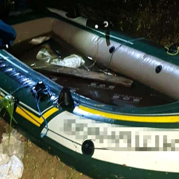 Braconaj piscicol combătut de polițiștii de frontieră din Olt