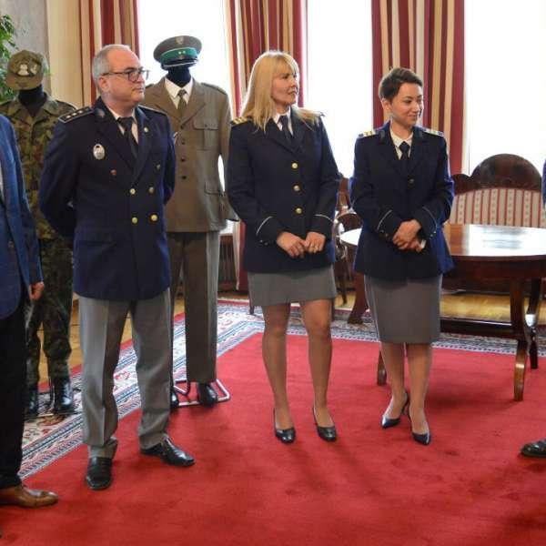 Uniforme aparţinând Poliției de Frontieră a Republicii Polone vor fi expuse la Muzeul Poliţiei de Frontieră din Giurgiu