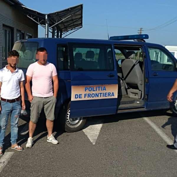 Trei cetăţeni din Kosovo, opriţi la frontiera de sud-vest