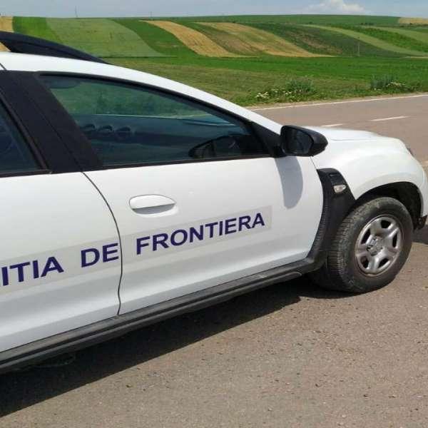 Autovehicul cu autorizație de circulație provizorie expirată,descoperit în trafic de polițiștii de frontieră gălățeni