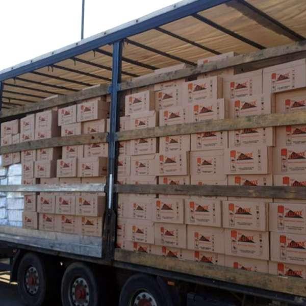 33.600 flacoane tip spray cu substanță insecticidă descoperite la P.T.F. Giurgiu