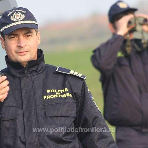 Cetățean irakian depistat la frontiera cu Serbia