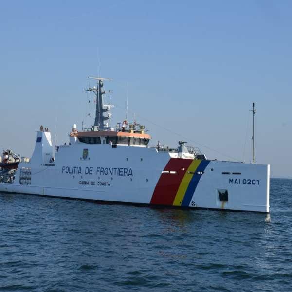 Garda de Coastă sărbătoreşte Ziua Marinei Române