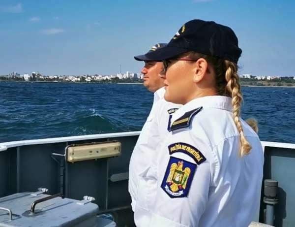 Poliţia de Frontieră sărbătoreşte Ziua Marinei Române