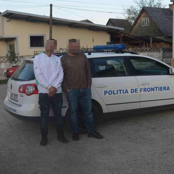 Doi cetățeni din Algeria şi Tunisia, opriți la frontiera de nord a țării