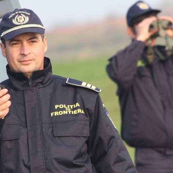 Patru cetăţeni străini, depistaţi în apropierea frontierei cu Ungaria