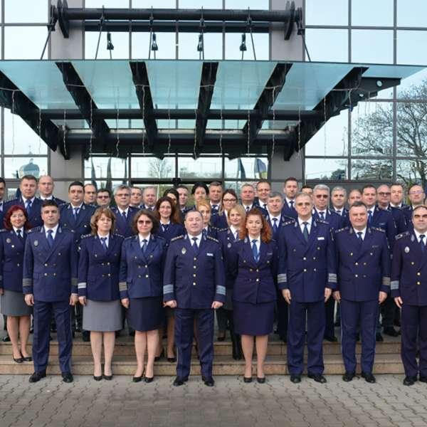 Şedinţa Consiliului Consultativ al Inspectoratului General al Poliției de Frontieră
