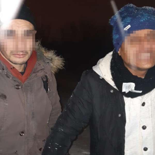 Patru cetățeni străini opriți la frontiera cu Ungaria